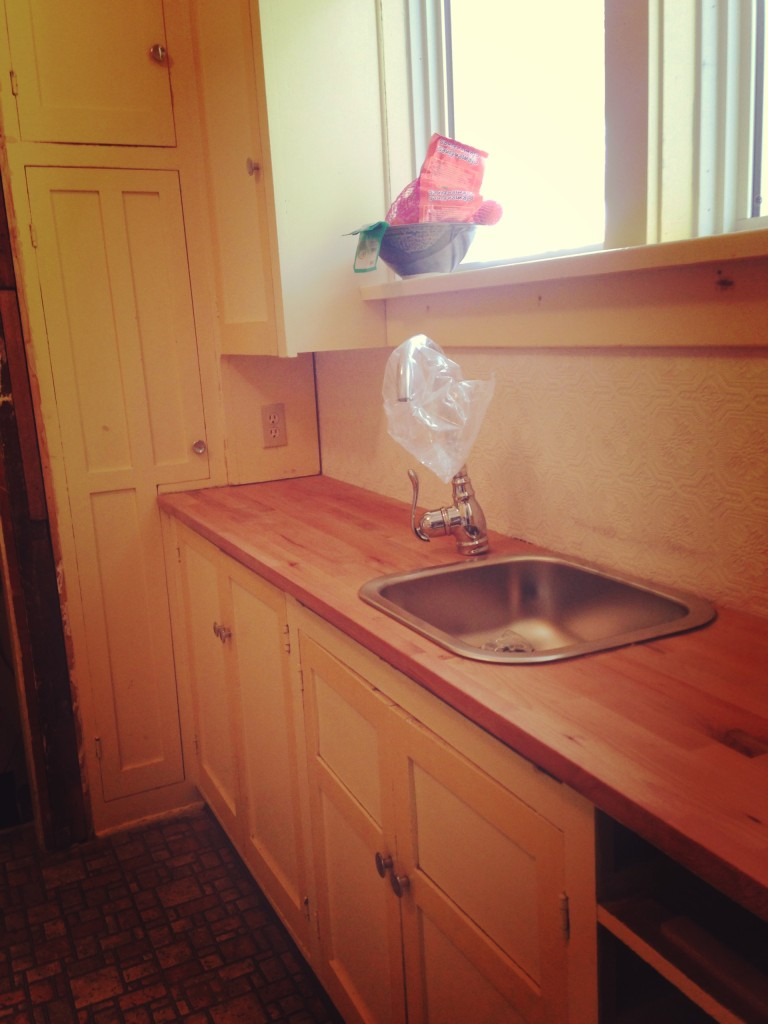 So many compromises were made because of these cabinets. More to come in another blog post.
