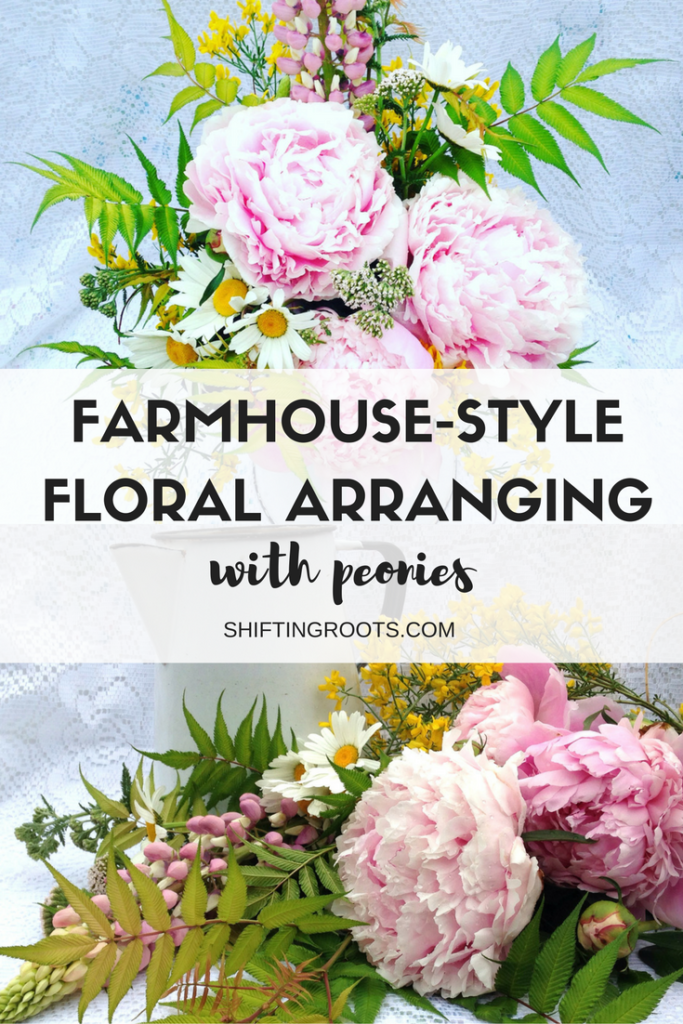 farmhouse-stylefloral-arranging