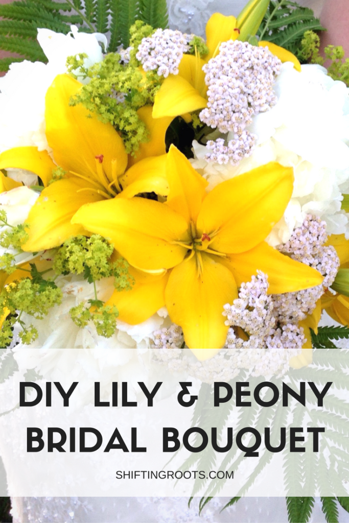 diy-lily-peonybridal-bouquet