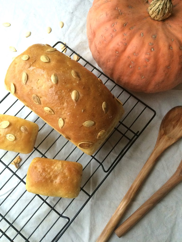 Pumpkin bread, pumpkin seeds, pumpkin, healthy recipe, picky eaters
