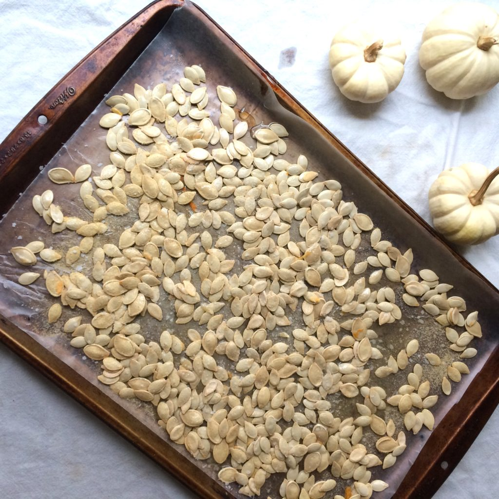 Making pumpkin seeds is easier than you think! Delicious, nutritious, and perfect for your next snack.