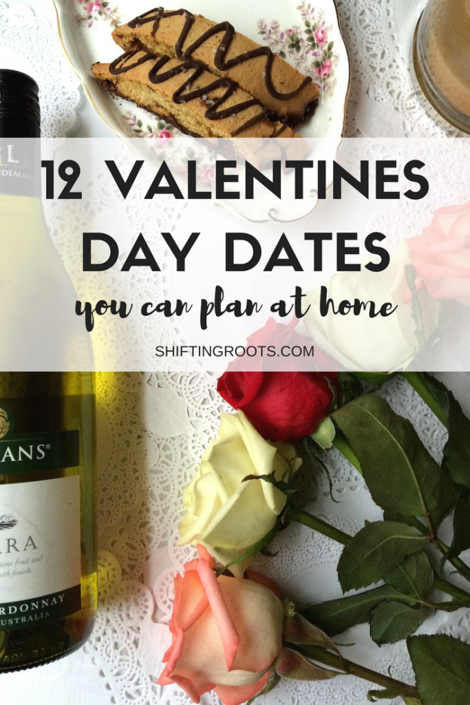 easy at home Valentines dates