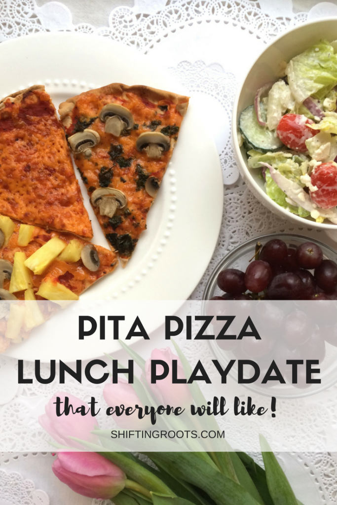 The perfect playdate lunch menu that everyone will like.