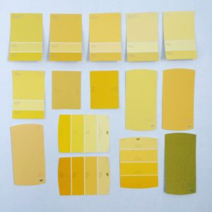 Testing your paint chips