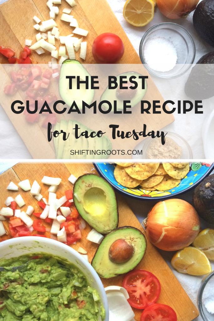 guacamole taco tuesday