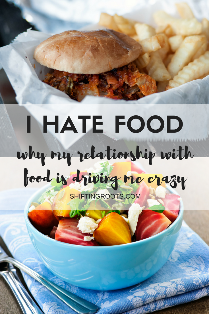 Food relationships are complicated