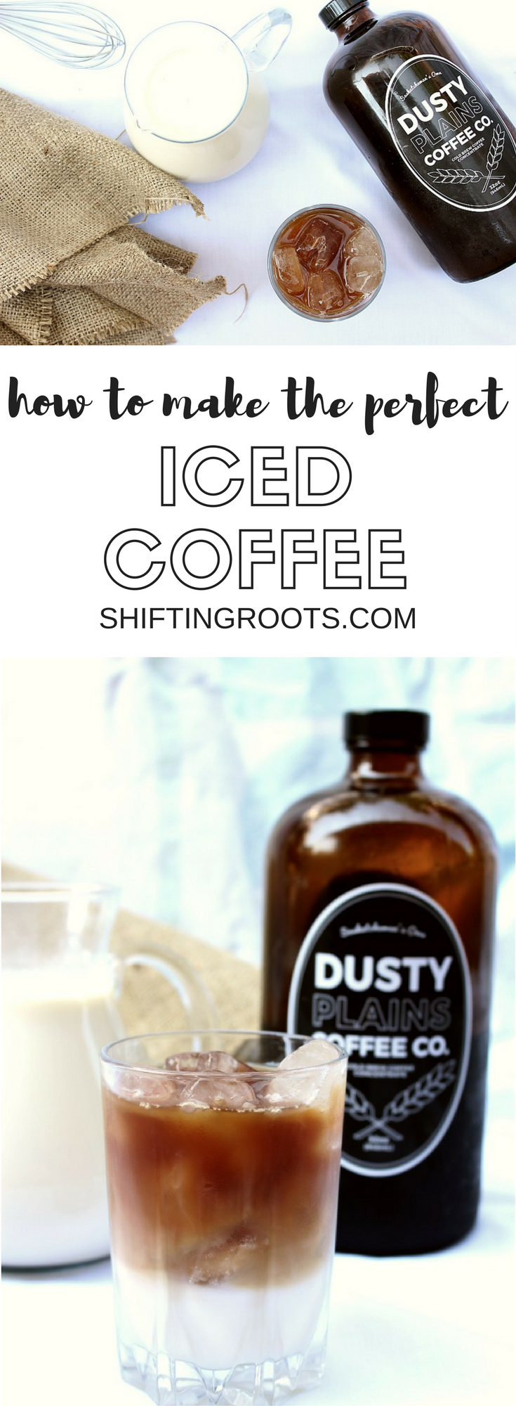 Learn how to make the perfect iced coffee and beat the heat this summer.  Not to mention all the money you'll save.  Such an easy recipe that you'll avoid going to the drive through.