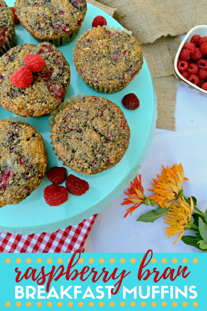 Yum, I've just found an easy healthy breakfast recipe--raspberry bran muffins!  Just like the ones from Tim Hortons. #raspberry #bran #muffinrecipe #healthy #healthyrecipe #breakfastmuffin #breakfast