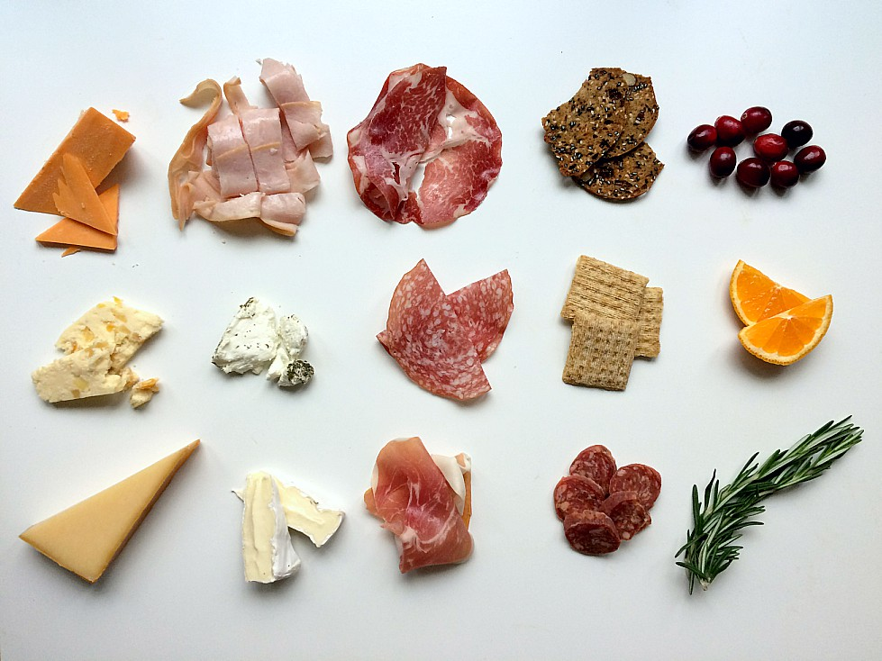 Entertaining this holiday season? Create a simple and easy charcuterie board using a variety of meats and cheeses. I'll show you how to make a cheese board that looks beautiful and tastes delicious. It's the easiest appetizer you'll make this Christmas; perfect for beginners. #charcuterie #cheeseboard #meatandcheeseboard #entertaining #appetizer #holiday #christmas #diy #easy #simple #recipe #beginner #tutorial #partyfood