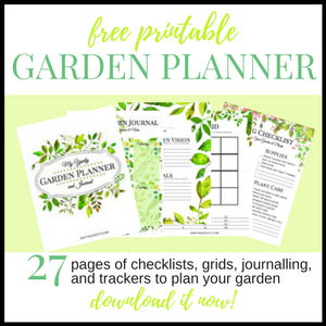picture regarding Free Printable Garden Planner titled Systems