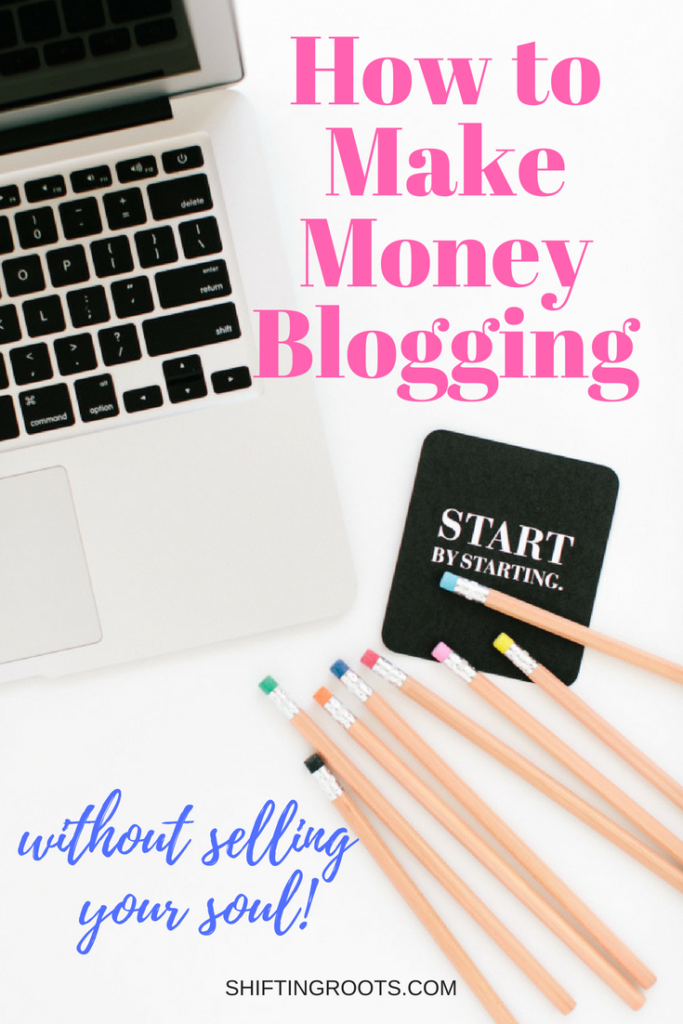 Do you wish you knew how to make money off of blogging? You can start making passive income on your blog if you know how to harness the power of SEO, Google, and Pinterest. Here's how I did it--without being a blogger who blogs about blogging!! #blogging #makingmoney #stayathomemom #entrepreneur #SEO #Pinterest #Google #onlinecourses