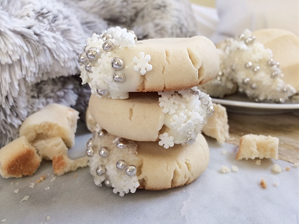 Classic Melt In Your Mouth Shortbread