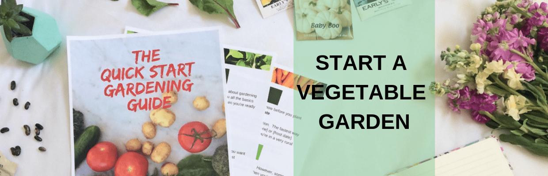 GROW TASTY VEGETABLES