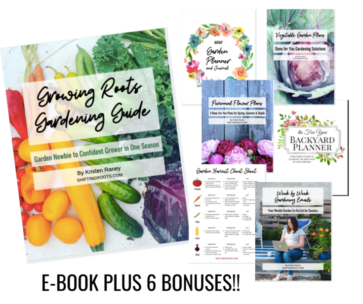 Growing Roots Online Gardening Course