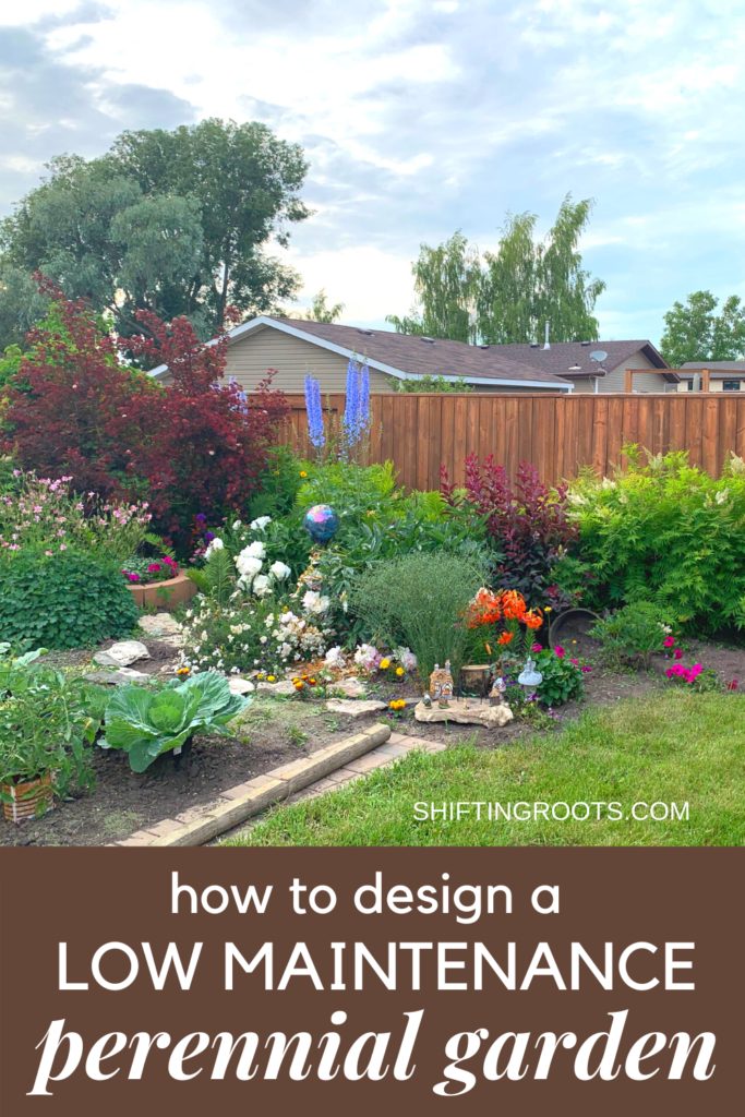 How To Plan Design A Low Maintenance Flower Bed