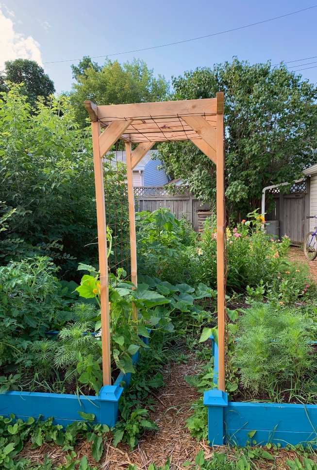 How To Build Beautiful Raised Beds For Square Foot Gardening